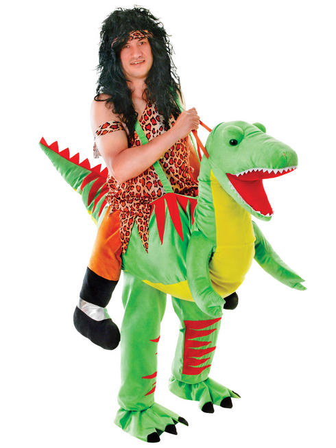 Adults Step In Dinosaur Costume