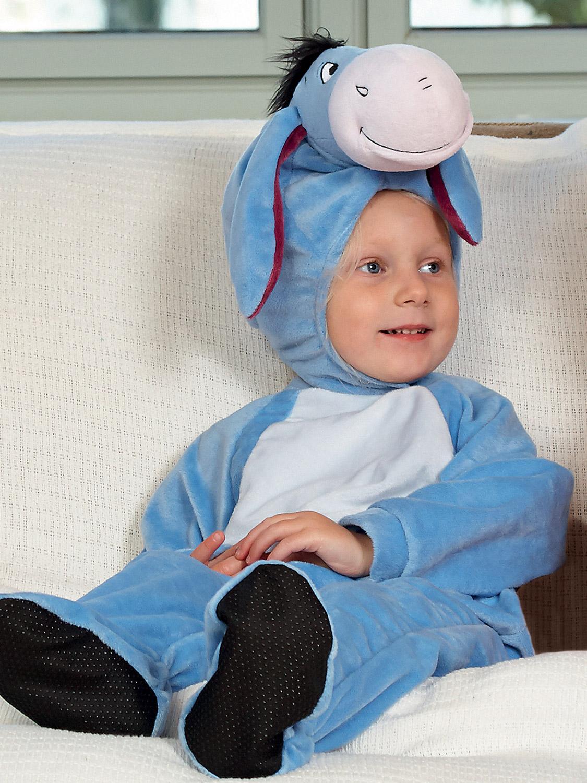 ca42714b006d Baby Disney Winnie the Pooh Romper Toddler Eeyore Fancy Dress Tigger ...