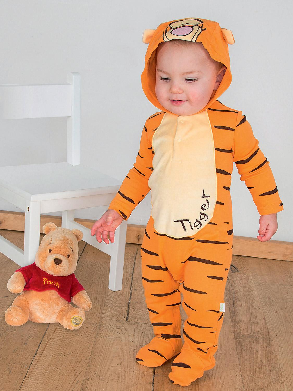 1d44c7b5b758 Baby Toddler Disney Winnie the Pooh Romper Eeyore Fancy Dress Tigger ...