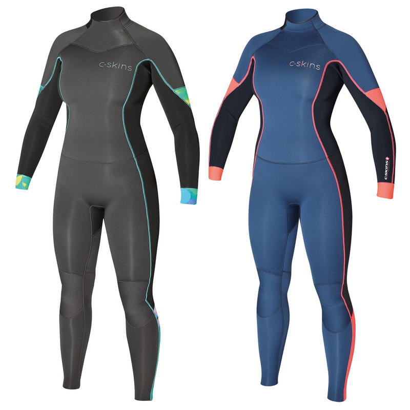C-Skins Full Solace 3/2mm Ladies Wetsuit