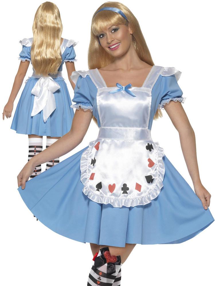 Ladies Deck of Cards Costume