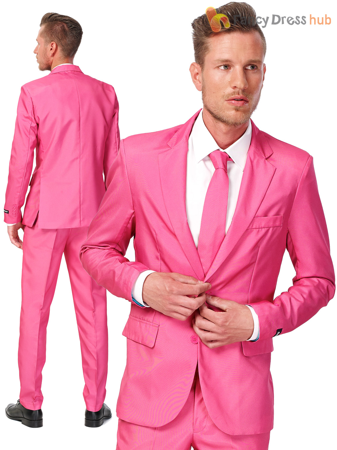 Mens Suitmeister Novelty Suit Adults Fancy Dress Stag Do ... - photo#2