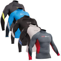 Gul Xola Mens LS Rash Guard