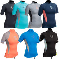 Gul Swami Ladies SS Rash Guard