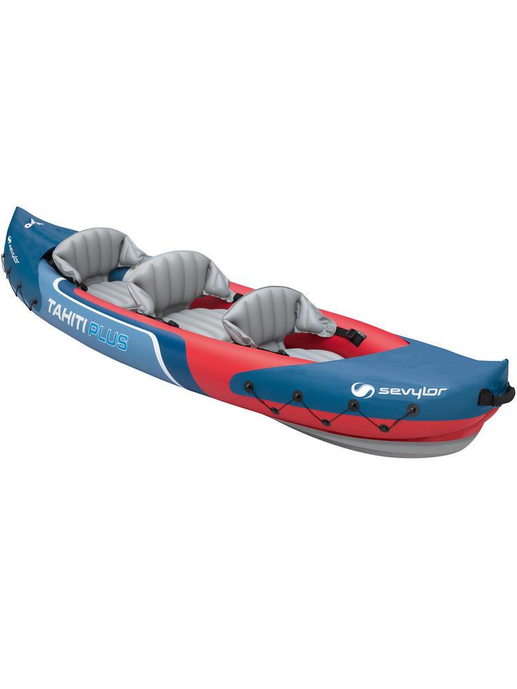 Sevylor Tahiti Plus Inflatable Kayak All Kayak Outdoor Hub
