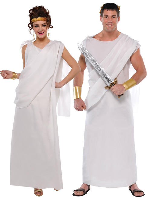 Adults Toga Costume