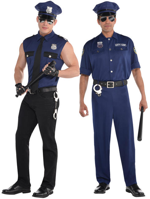 Men's Policeman Costume