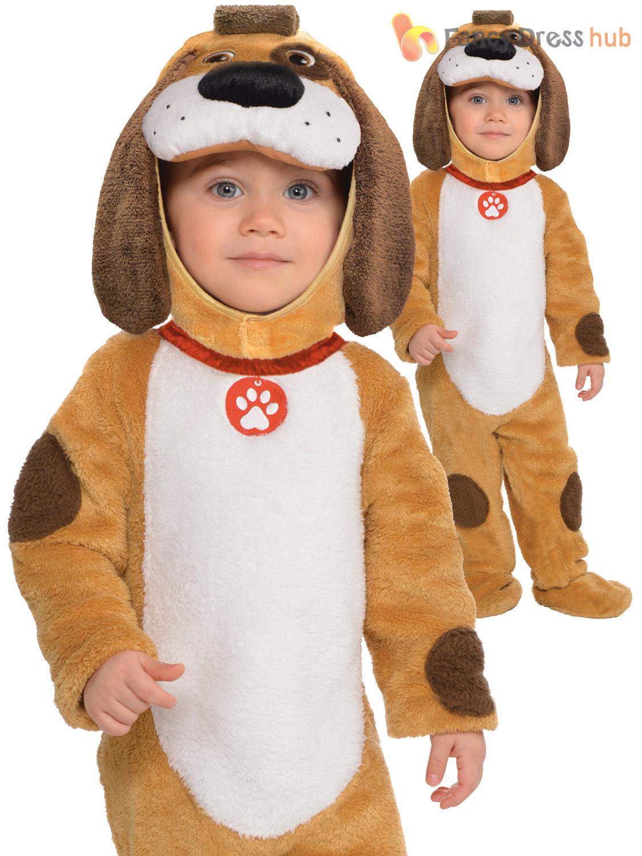 4b8ba4d118 Details about Baby Toddler Animal Costume Boy Girl Zoo Jungle Fancy Dress  Infant Jumpsuit Kids