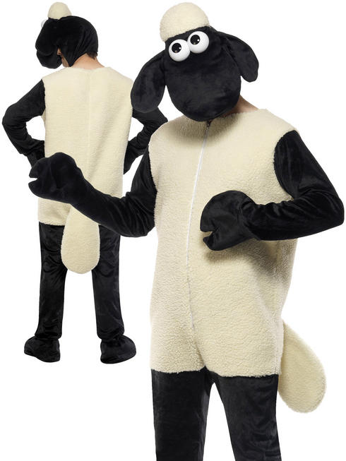 Adults Shaun the Sheep Costume