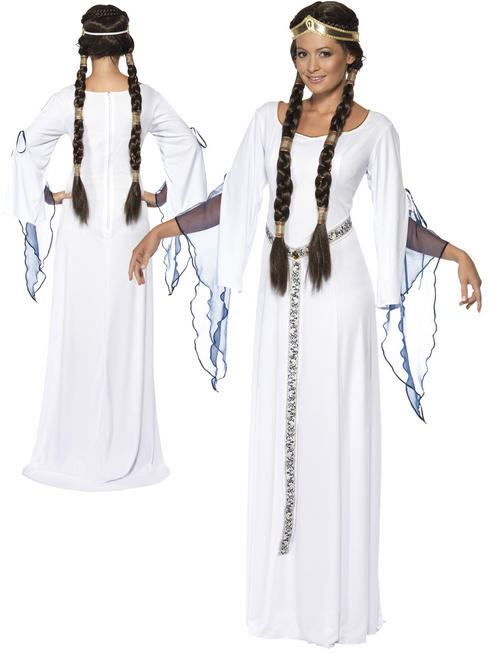 Ladies Medieval Maid Costume