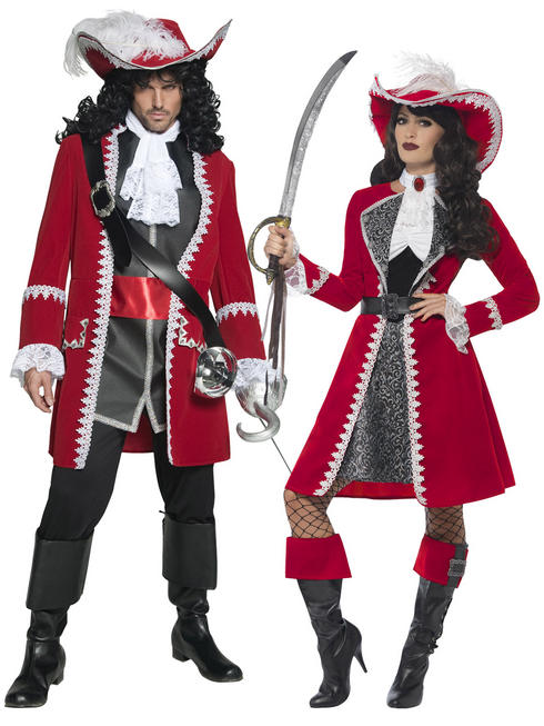 Adult's Authentic Pirate Costume