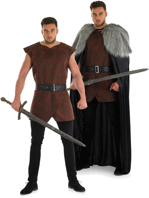 Men's Medieval Cape / Tunic