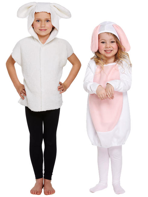 Kid's Easter Animal Costume