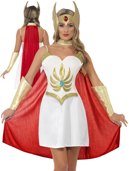 Ladies Sexy She-Ra Costume