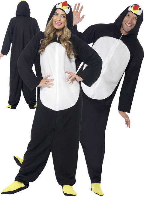 Adult's Penguin Costume