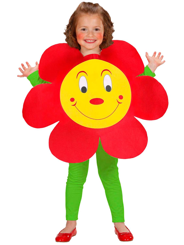 Kids Flower Tabard   All Children   Fancy Dress Hub