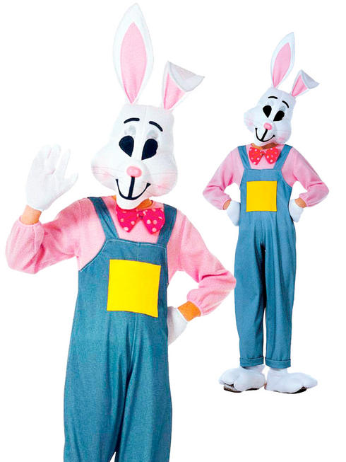 Boy's Country Rabbit Costume