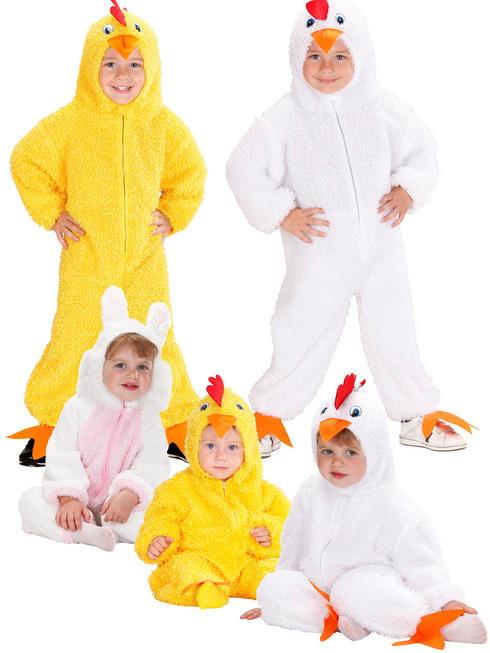 Baby / Toddler Fuzzy Easter Animal Costume