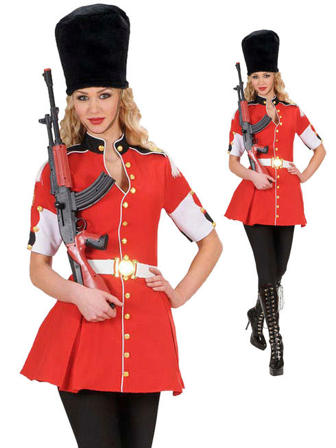 Ladies Royal Guard Costume