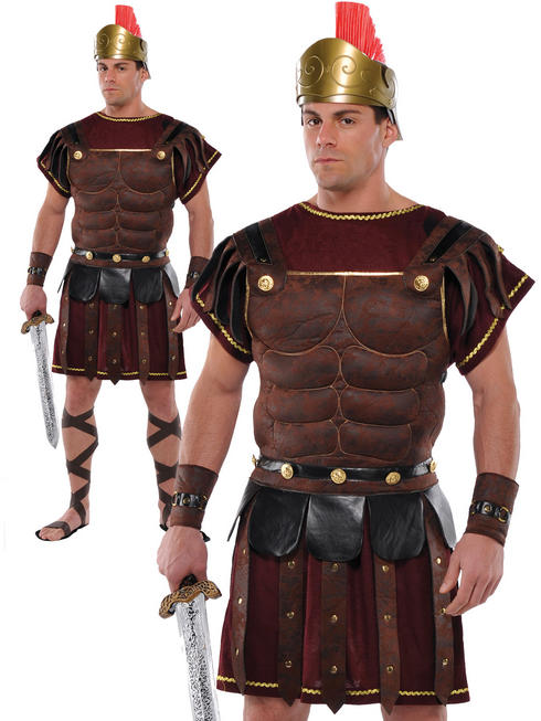 Men's Roman Soldier Set