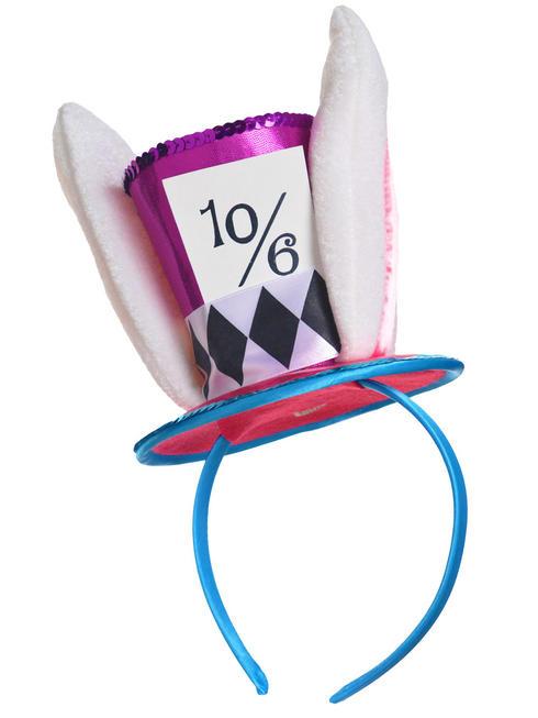 Ladies Mad Hatter Headband