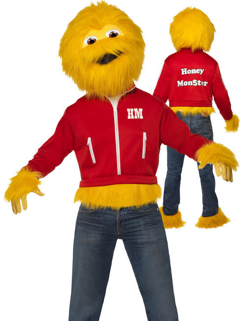 Adult's Honey Monster Costume