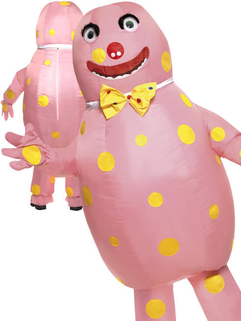 Adult's Mr Blobby Costume