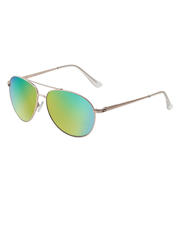 Dirty Dog Gold Vango Sunglasses
