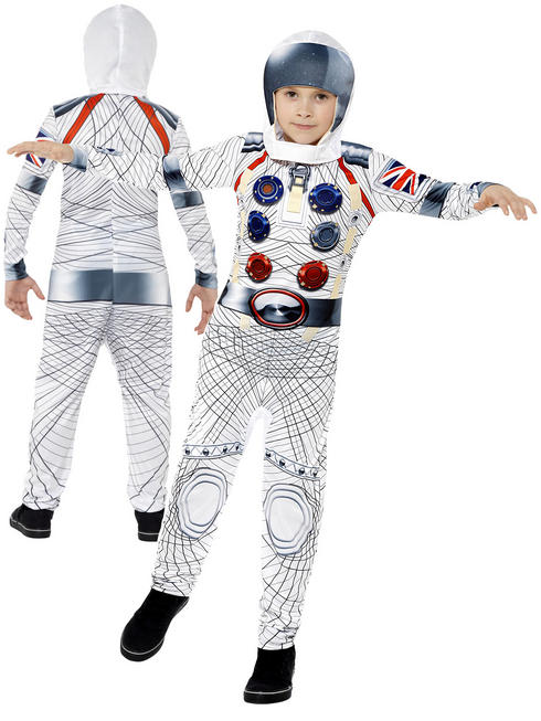 Boy's Spaceman Costume