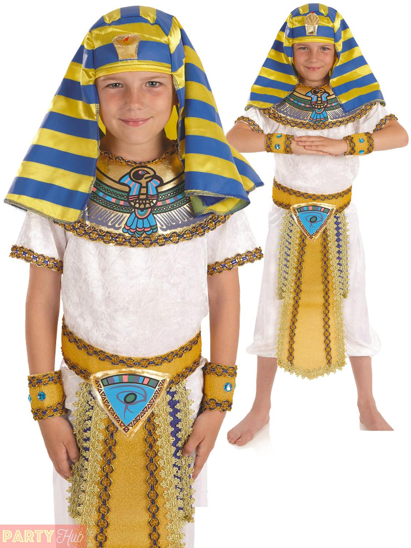 Boys egyptian costume childs pharaoh king fancy dress book week boys egyptian costume childs pharaoh king fancy dress solutioingenieria Gallery