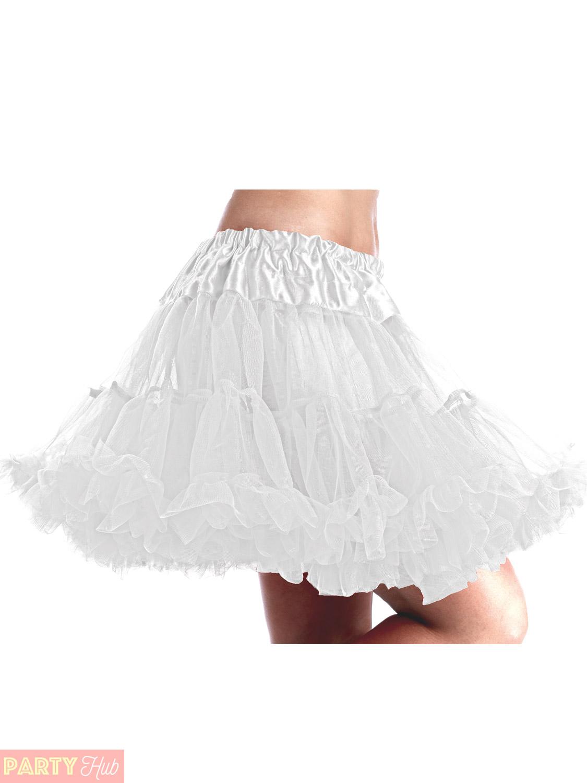 009bf3836 Ladies-Tutu-Womens-Burlesque-Black-Red-White-Petticoat- Sc 1 St EBay