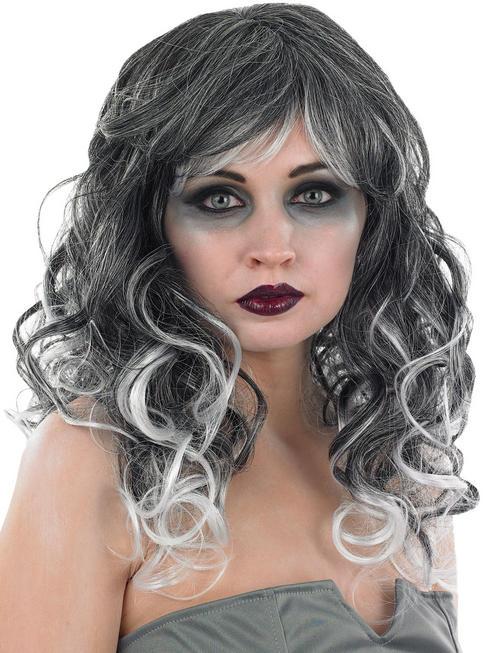 Ladies Grey Temptress Wig