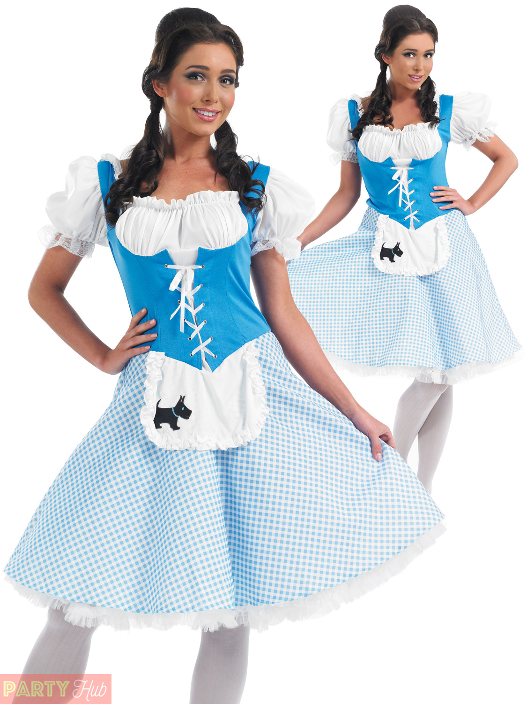 adult miss costume muffet