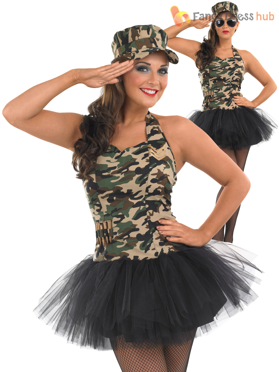 marvellous military outfits for women girls