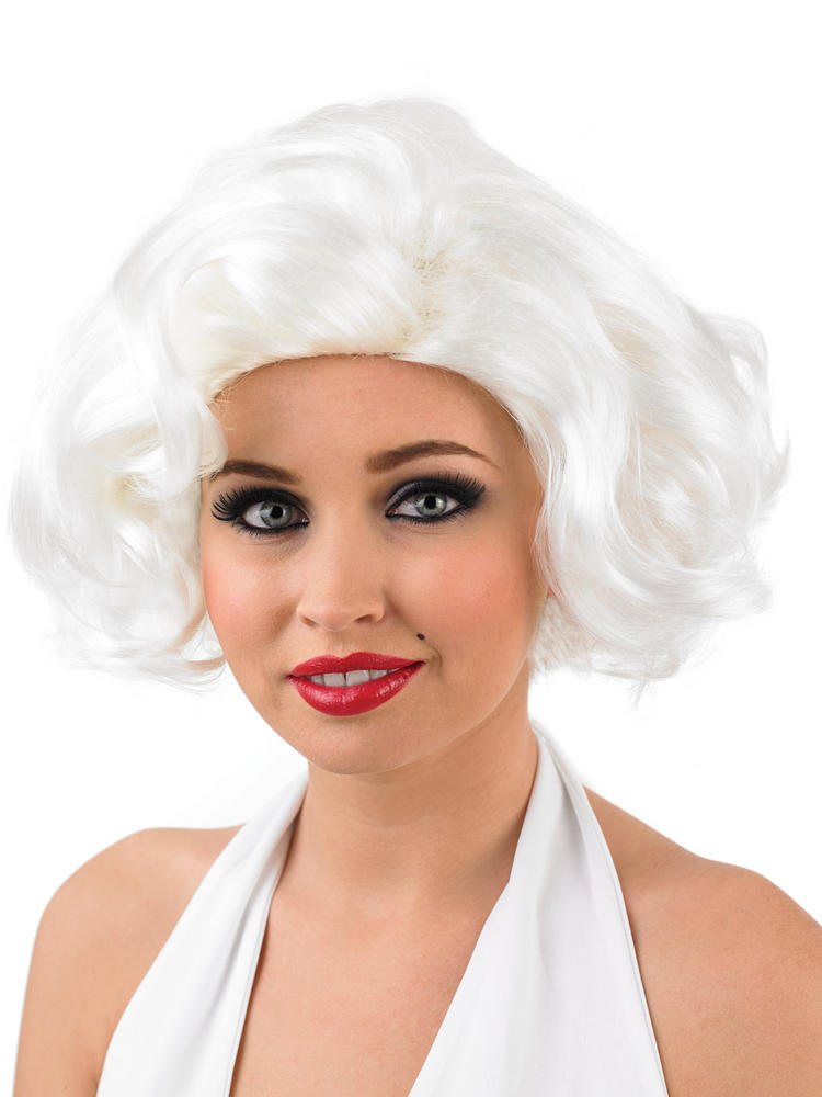 Ladies 50s Film Star Wig