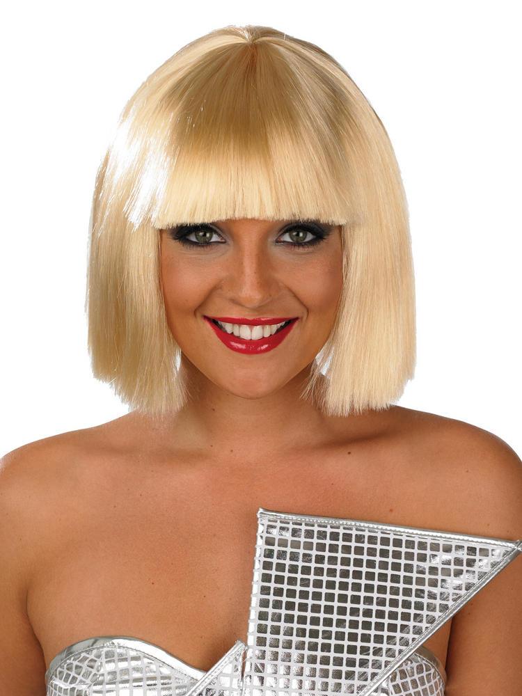 Ladies Pop Superstar Wig