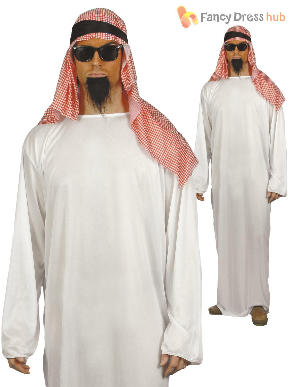 Adult funny arabian sultan arab sheik mens fancy dress costume party adult funny arabian sultan arab sheik mens fancy solutioingenieria Gallery