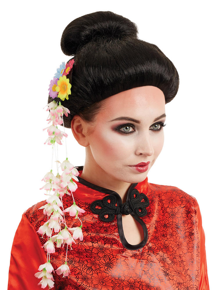 Ladies Geisha Wig