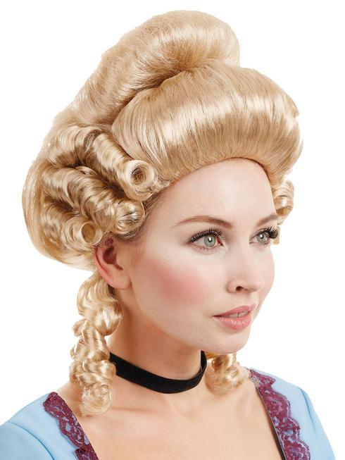 Women's Georgian Wig