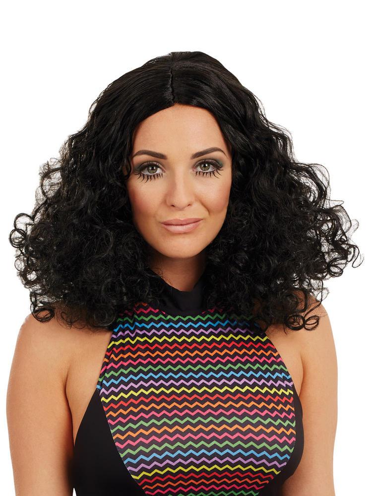 Ladies 70s Diva Wig
