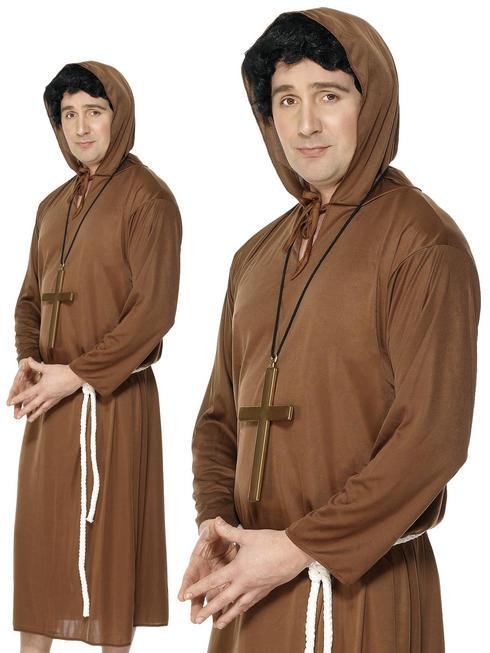 Mens Monk Costume