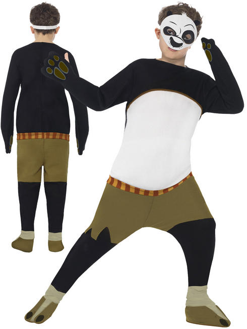 Kids Po Kung Fu Panda Costume