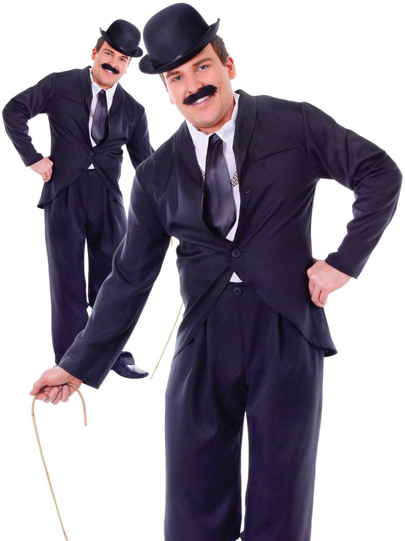 mens silent movie star costume 20s fancy dress hub