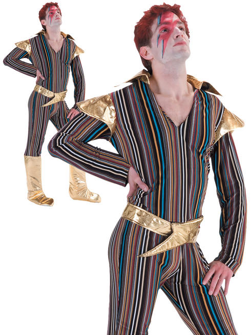 Mens Ziggy Stardust Costume