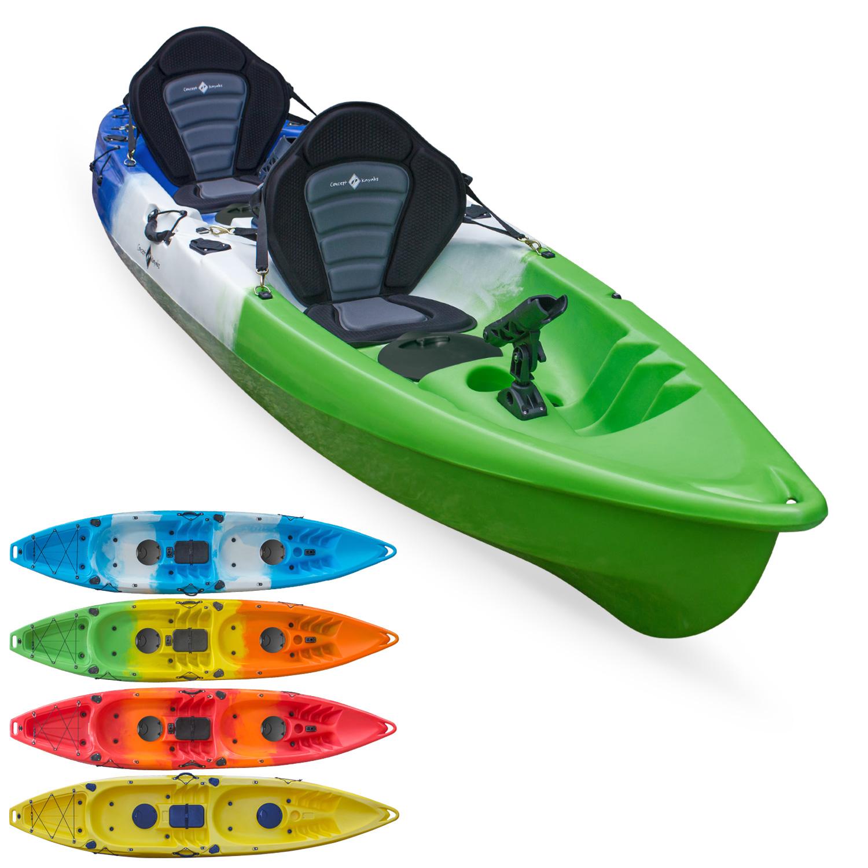 Concept Glide Tandem Sit On Top Fishing Kayak All Kayak Outdoor Hub