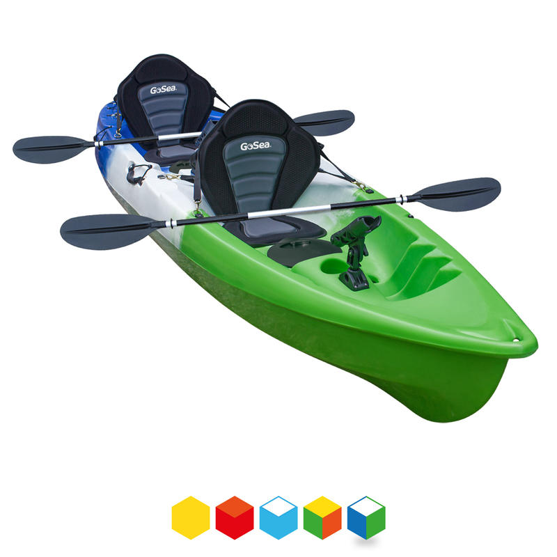 Concept Glide Tandem Sit On Top Fishing Kayak