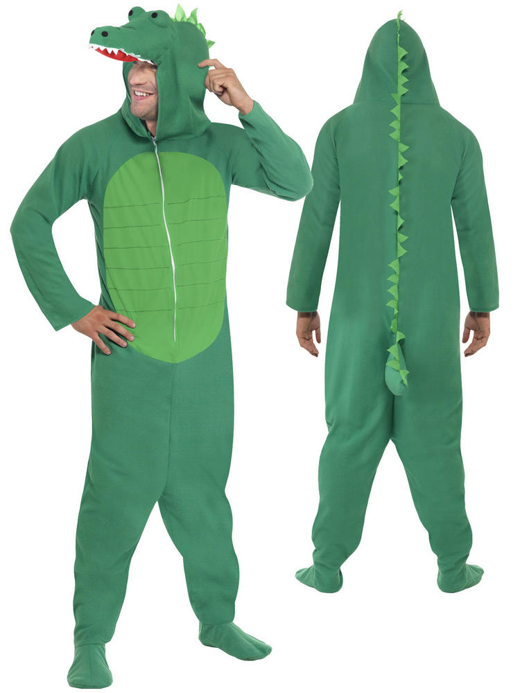Adults Crocodile Costume