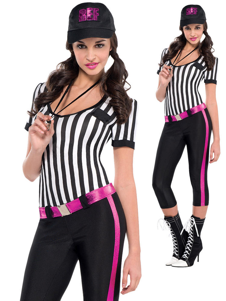 Ladies Instant Replay Referee Costume