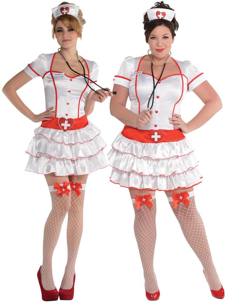 Ladies Nurse IV Costume
