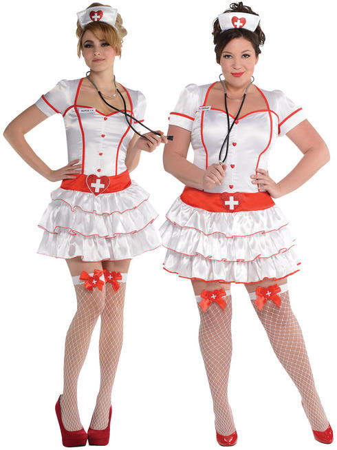 Ladies Nurse IV Costume